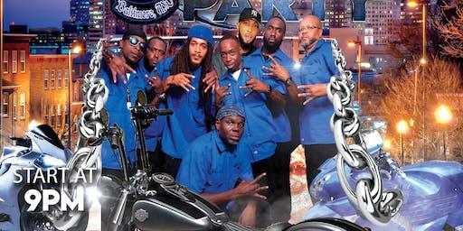 Elite Edge MC Blue Party Part #7