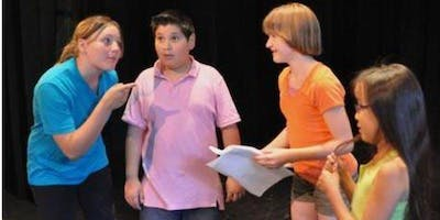 Join Rosie Garcia's Preteen Acting Class for ages 9 to 12 years old (4-weeks)