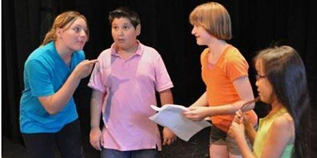 ON-SET, ON-CAMERA WORKSHOP AGES 12 TO 17, 4 WEEKS tickets