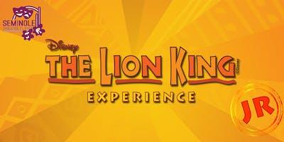 STP Jr presents The Lion King Jr. Registration