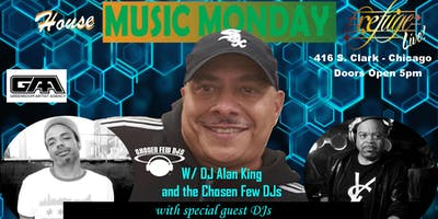 House Music Monday Dec 10