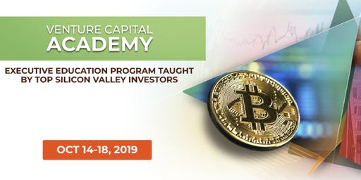Venture Capital Academy – The Secrets of Investing in Technology Startups | October