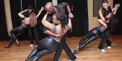 Melanin Enterprise 6 Degrees Network  - Let's Learn How to Dance Salsa!