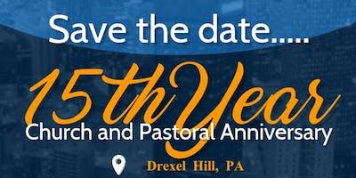 New Birth F.T.C. 15th Church and Pastoral Anniversary
