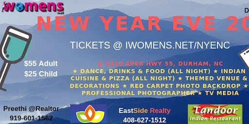 Durham Nc New Years Eve Parties Events Eventbrite