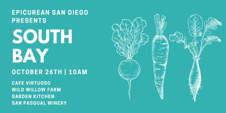 South Bay San Diego Culinary Tour tickets
