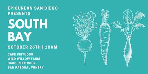South Bay San Diego Culinary Tour