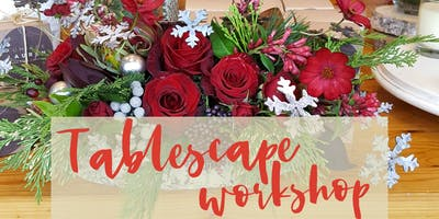 Holiday Tablescape Class