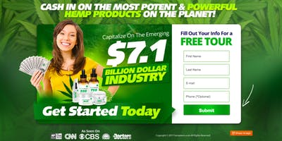 Make Money NOW with CBD/HEMP - Paterson NJ