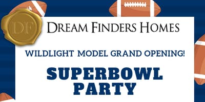 Wildlight Model Grand Opening Superbowl Party