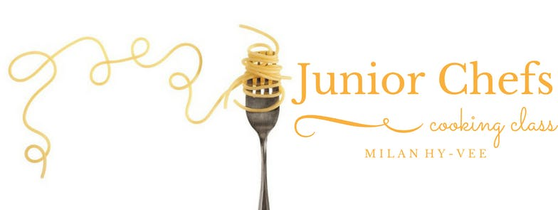 Junior Chefs: Two Good to Eat