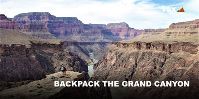 Backpack the Grand Canyon - REI Folsom