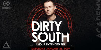 Dirty South 4 Hour Extended Set