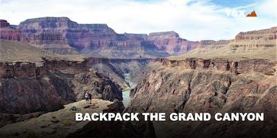 Backpack the Grand Canyon - REI Sacramento