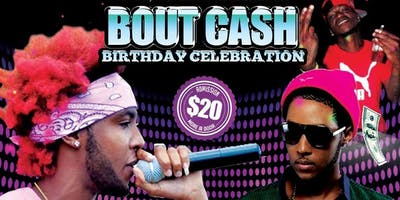 VERSHON PERFORMING LIVE / BOUT CASH BIRTHDAY PARTY