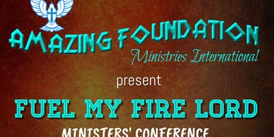 Fuel My Fire Lord- Ministers conference