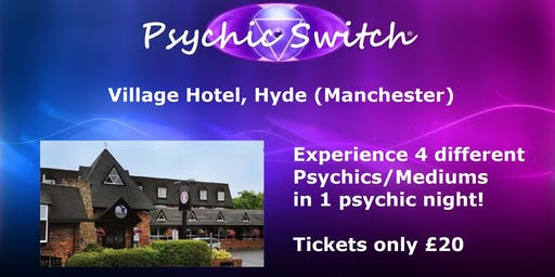 Psychic Switch - Hyde Manchester