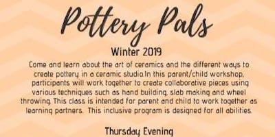 TOB DPCC Pottery Pals Winter 2019