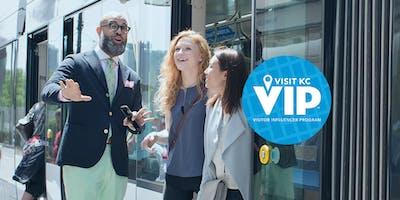 Visit KC Visitor Influencer Program (VIP) Orientation 1/23/2019