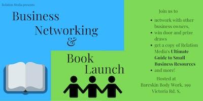 Celebratory Networking & Book Launch