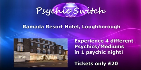 Psychic Switch - Loughborough tickets