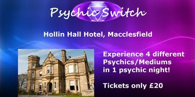Psychic Switch - Macclesfield
