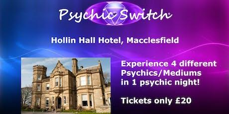 Psychic Switch - Macclesfield tickets