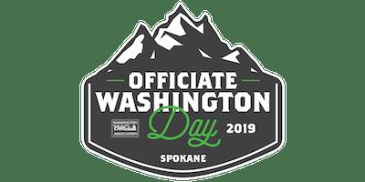 2019 Officiate Washington Day!