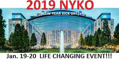 More Power Year 2019!- (NYKO) New Year Kick Off
