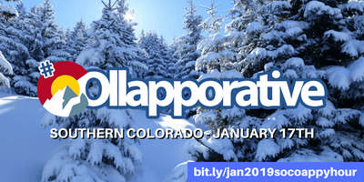 #SoCOllapporative - January APPy Hour