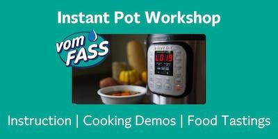 Instant Pot Workshop - Beginner Class