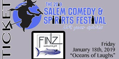 2019 Salem Comedy & Spirits Festival - Oceans of Laughs (night2)