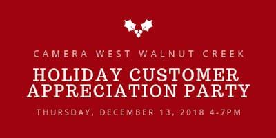 Camera West Customer Appreciation Party