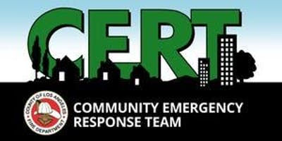 CERT Training (Calabasas)