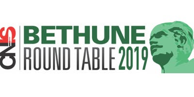 CNIS Bethune Round Table in Global Surgery - 2019