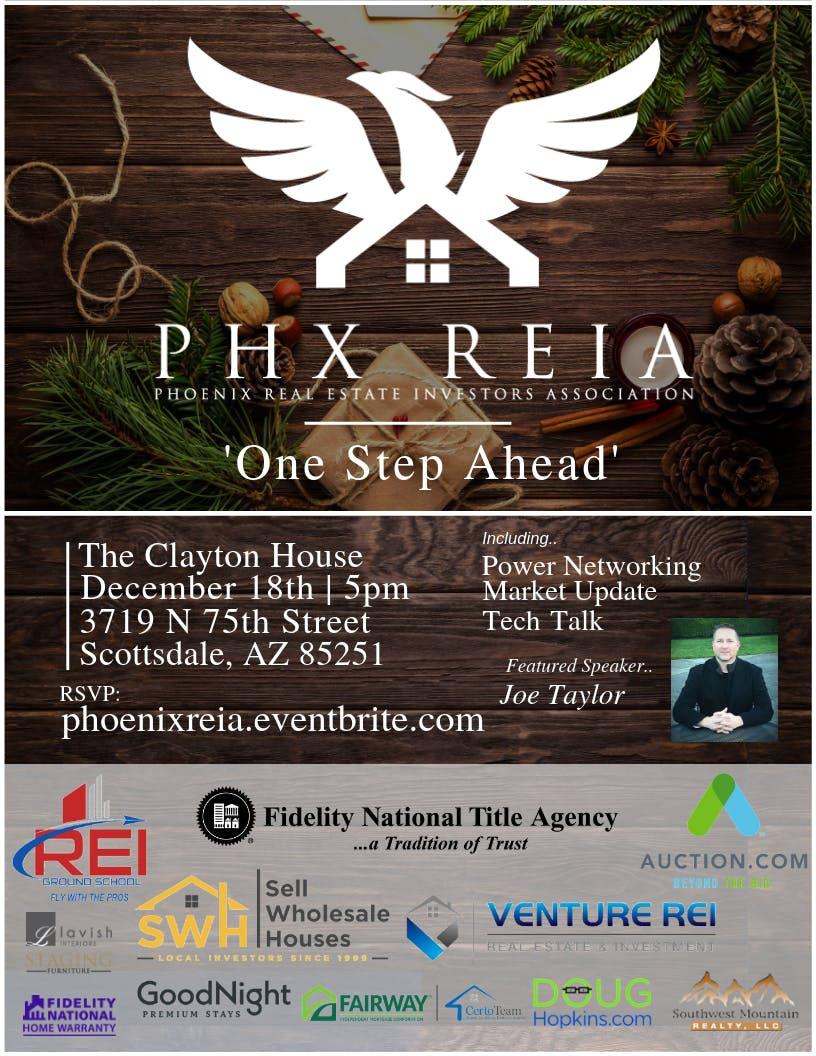 Phoenix REIA: December to Remember