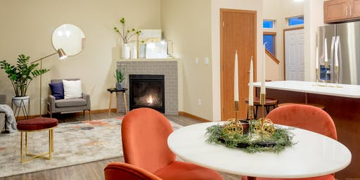 The New Way To Live- Jake Townhome Open House