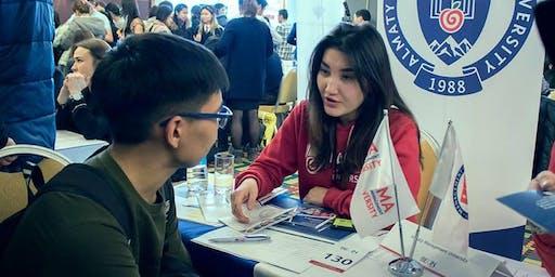Begin Edu Fair (Begin Central Asia Tour) Atyrau