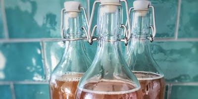 Healthy Probiotic Drinks!! Workshop