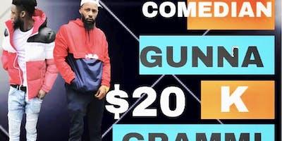 K-Grammi & Comedian Gunna Comedy Show