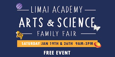 Arts & Science Family Fair - Eagle Rock