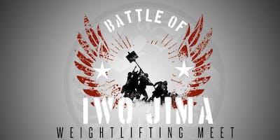 Battle of Iwo Jima Weightlifting Meet 2019 - Last Chance Qualifier