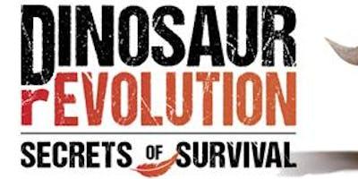 Dinosaur rEvolution competition @ Hobart Library