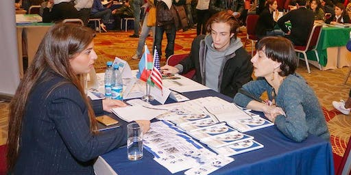 Begin Edu Fair (Begin Eurasia Tour) Baku