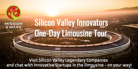SILICON VALLEY INNOVATORS - LIMOUSINE TOUR tickets