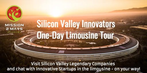 SILICON VALLEY INNOVATORS - LIMOUSINE TOUR