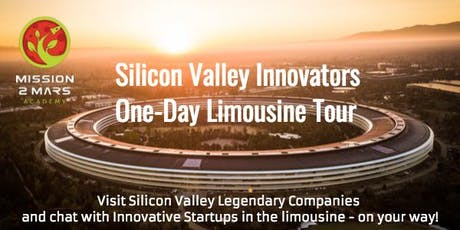 Silicon Valley Innovators - 1 Day Limousine Tour tickets
