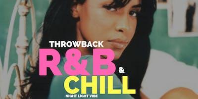 Throwback R&B & Chill    Night Light Vibe