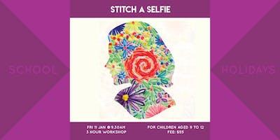 Stitch A Selfie
