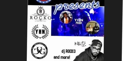 Hip hop Friday , k-blitz , YHN Crew & DJ Rocko
